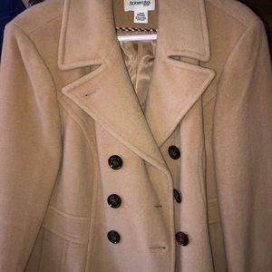 St Johns Bay womens size large pea coat